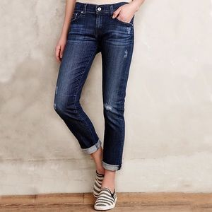 AG Jeans • Relaxed Slim Straight Jean